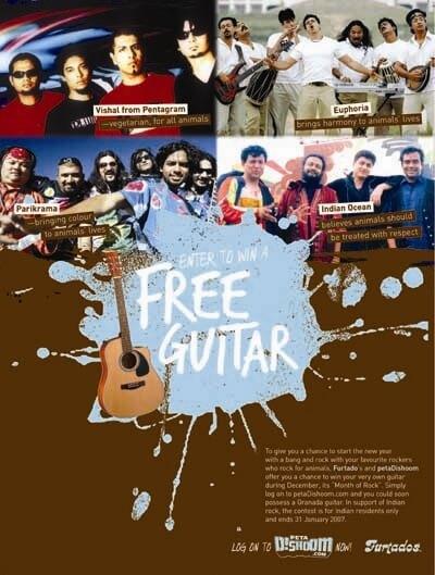 Furtados Have Guitar Giveaway imag