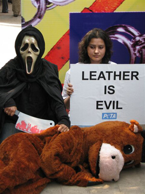 Leather Is Murder