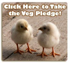 Click Here to Take the Veg Pledge!