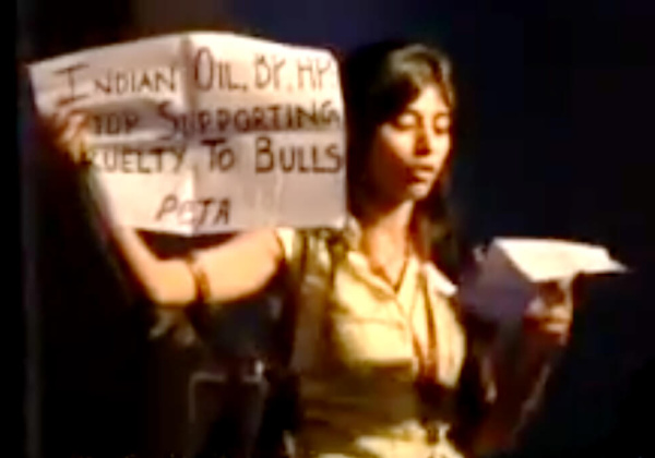 Indian Oil, BP and HP Support Cruelty to Bulls