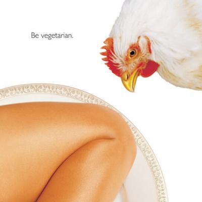 Be Vegetarian (Chicken)
