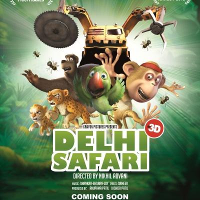 Join the 'Delhi Safari' With PETA