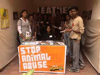 XZOOBEARANCE supported PETA Youth