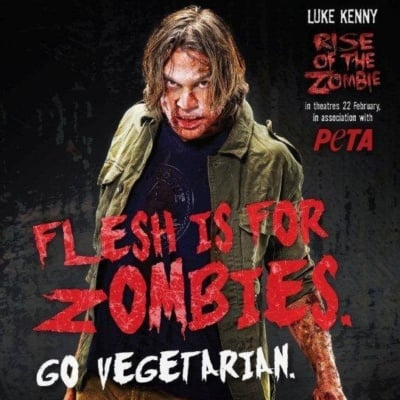 """Luke Kenny: """"Don't Be a Flesh-Eating Zombie"""""""