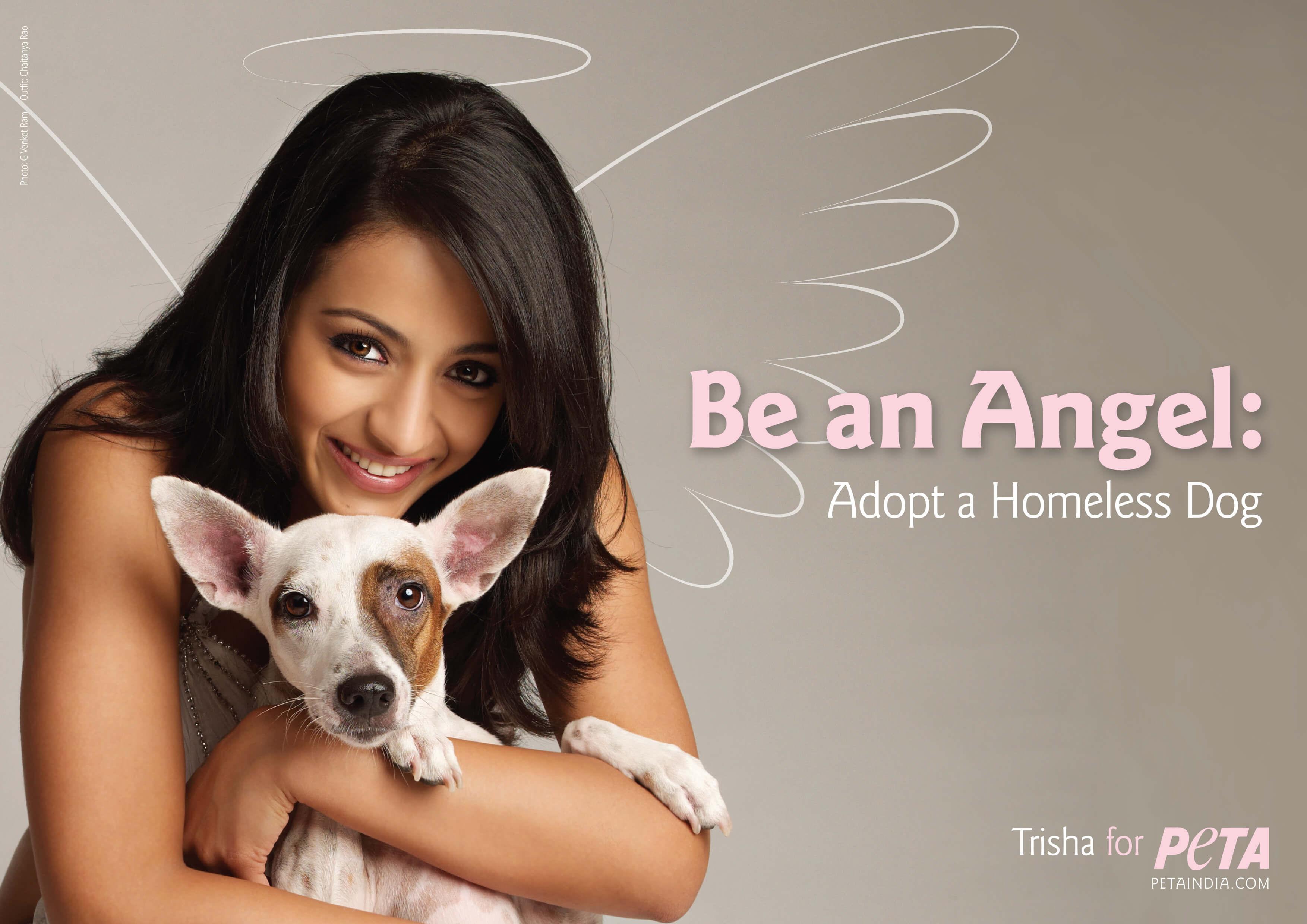 Trisha's ad
