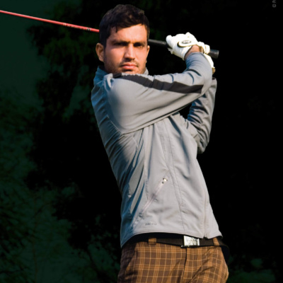 Golfer Mahindra Singh Ad
