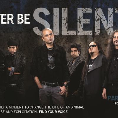 Parikrama Says, 'Never Be Silent'