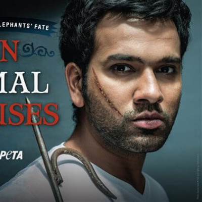 Rohit Sharma Speaks Up For Animals in Circuses