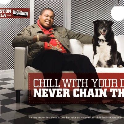 Sean Kingston ad