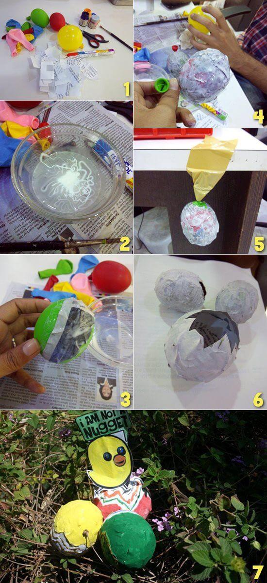 DIY: Cruelty-Free Easter 'Eggs'