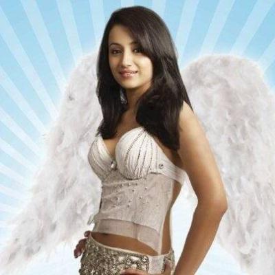 Trisha Krishnan: An Angel for Desi Dogs!