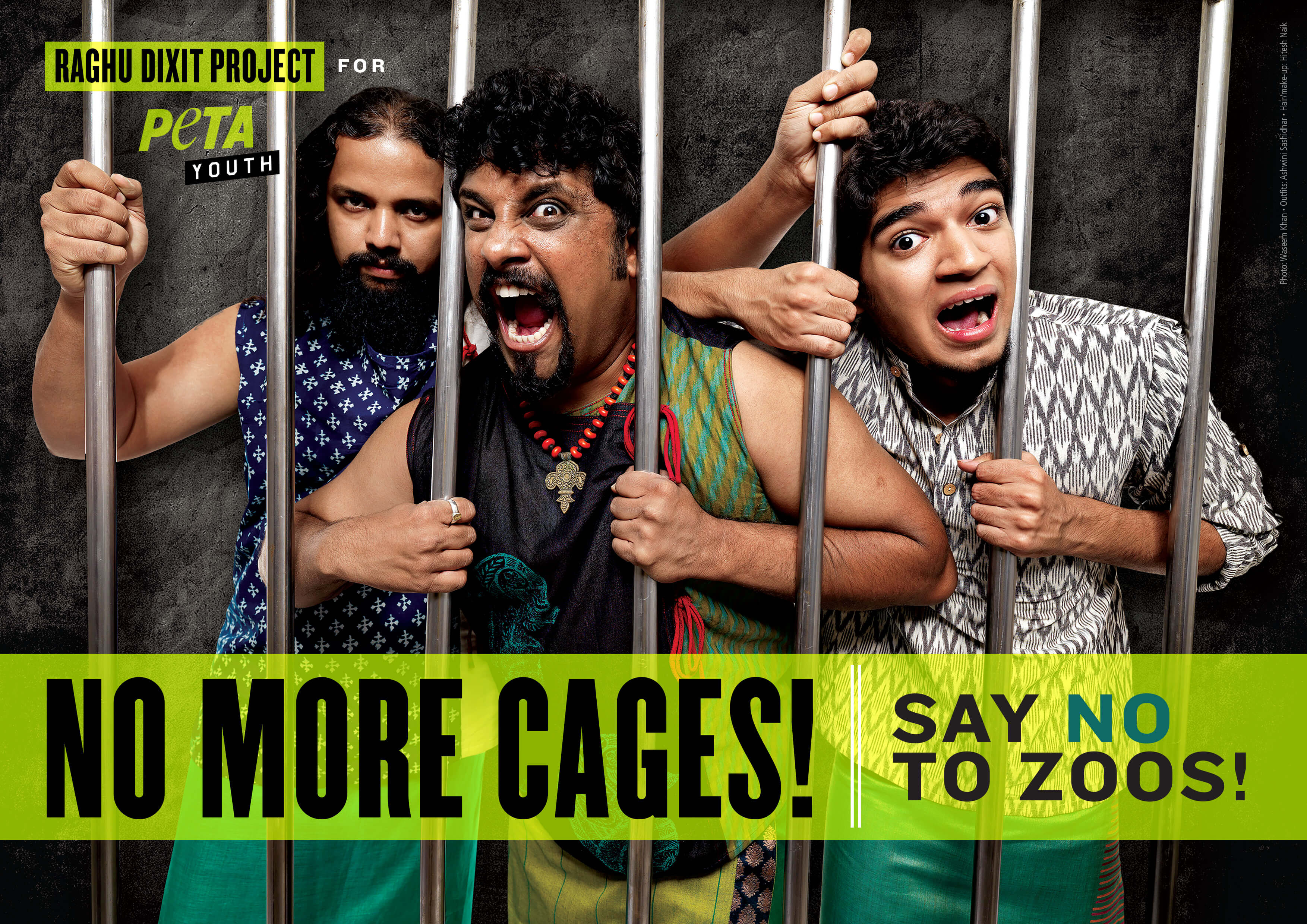 Raghu Dixit Project: Caged and Enraged About Zoos