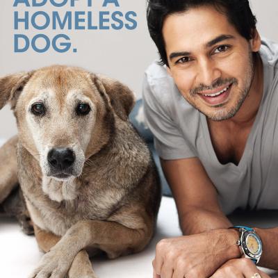 Dino Morea's New PETA Ad