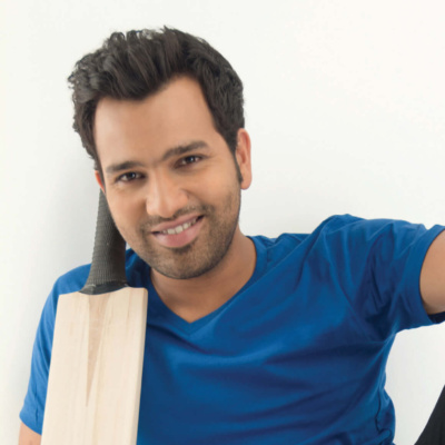 Rohit Sharma Takes a Swing at Animal Overpopulation
