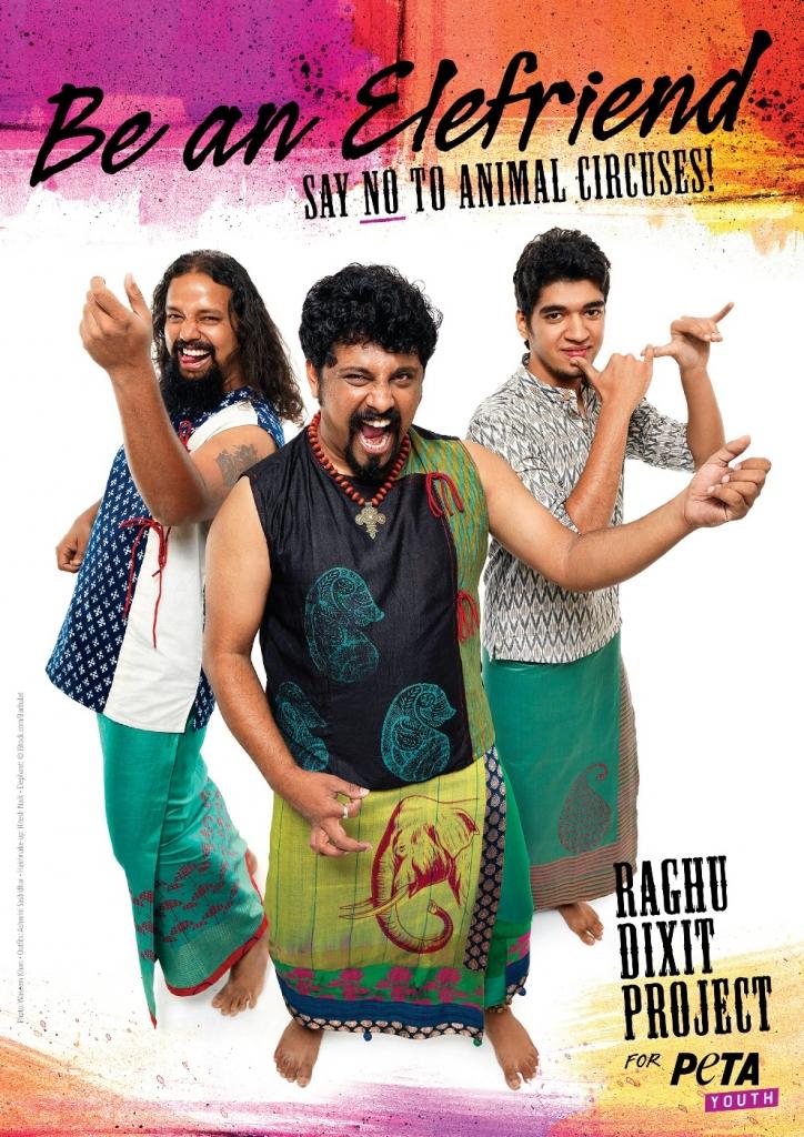 Raghu Dixit Anti-Circus Ad