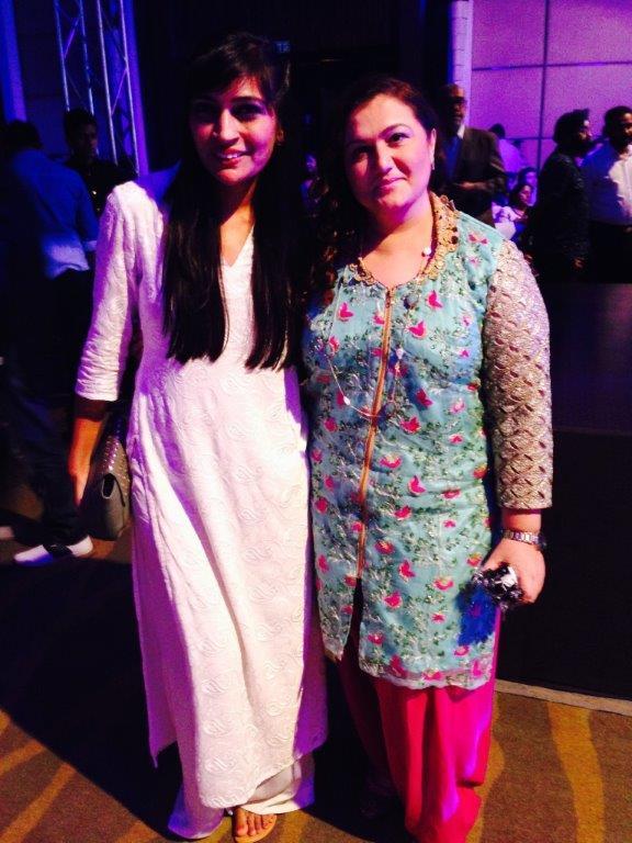 Pakistani Designer Huma Nassr- Shaanepak organizer