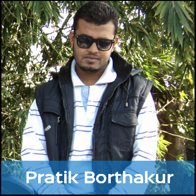 Pratik has been a vegan for nearly a year now, as he realised that humans and animals are similar and should be treated equally.