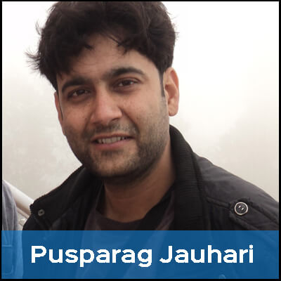 Pusparag understands that animals feel pain, so he has been a vegetarian since 2008.