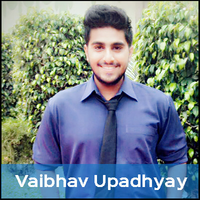 Vaibhav is a vegetarian because he strongly opposes harming and killing animals, as he believes that the beauty of nature lies in animals and plants.