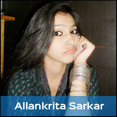 Allankrita went vegetarian after she witnessed someone preparing to cut a chicken at a butcher shop.