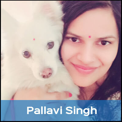 Pallavi has been a vegetarian for the past 16 years because she loves animals and believes that, just like humans, they have a right to live.