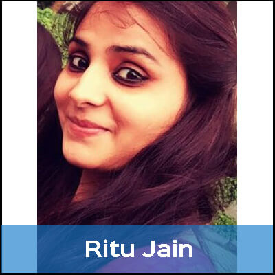 Ritu doesn't want to kill someone for her food, and she knows that eating vegetarian food is healthier than eating meat.
