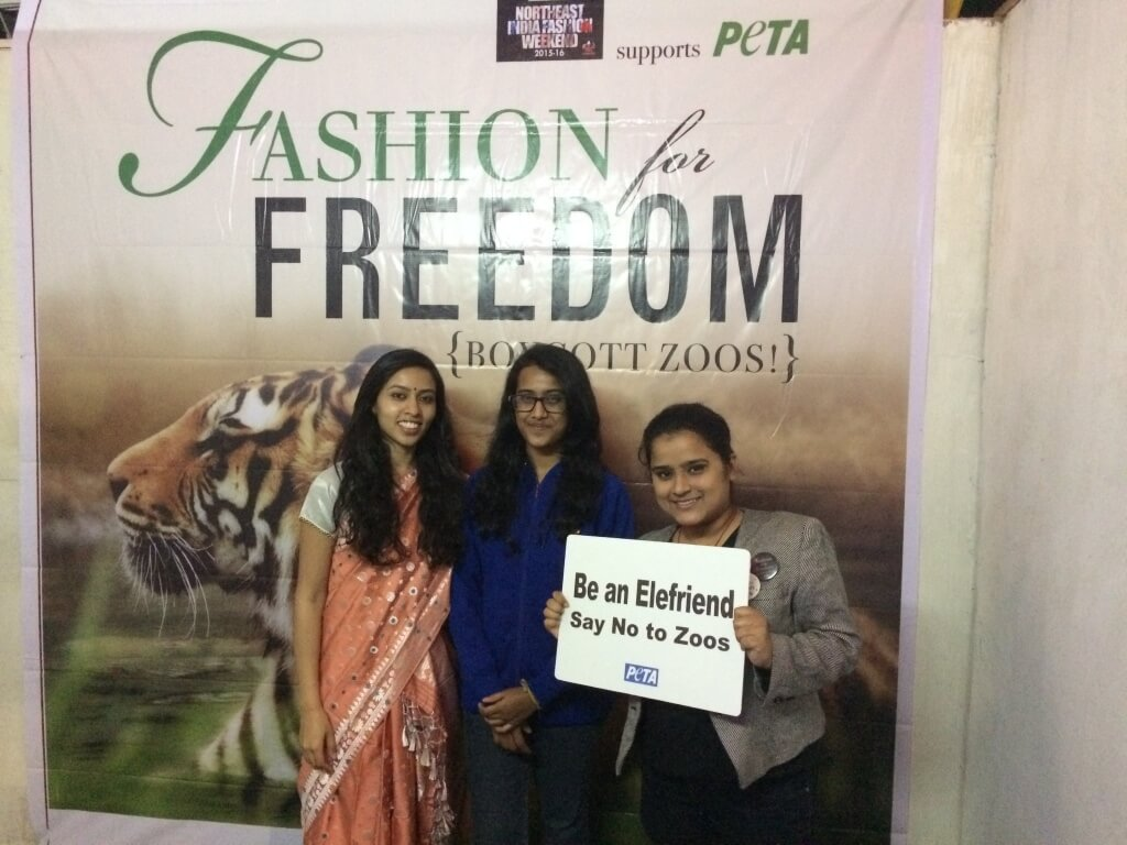 The inspiring Vegan Group of Guwahati is a supporter of the event as well.