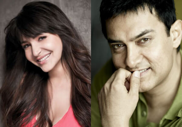 Aamir Khan and Anushka Sharma Crowned PETA's Hottest Vegetarians