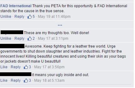 29 FB post comment