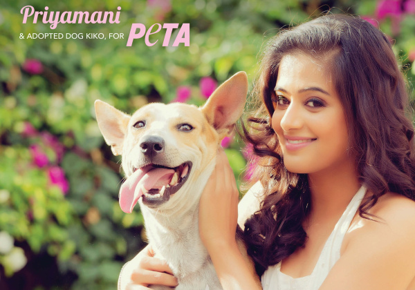 Priyamani Urges Fans 'Sterilise to Save Lives'