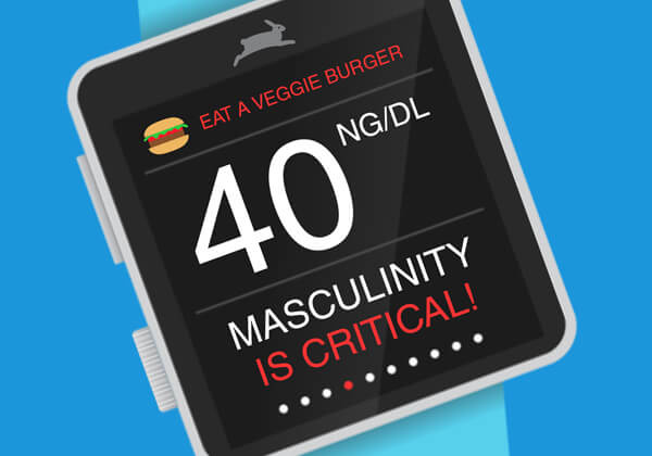 PETA Launches the Wearable 'Manometer' to Measure Masculinity