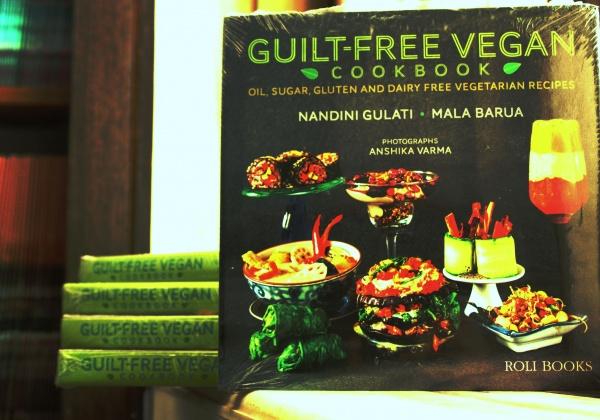 Guilt-Free Vegan Cookbook Contest