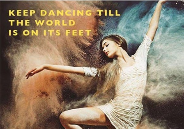 'India Dance Week' Supports PETA Campaign Against Zoos