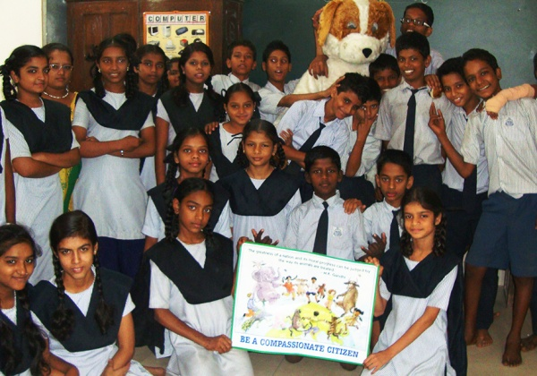 Kendriya Vidyalaya Schools to Incorporate PETA's Humane-Education Programme