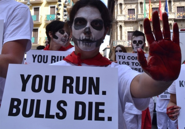 Maneka Gandhi to Barack Obama: Please Stay Away From Pamplona Bull Run