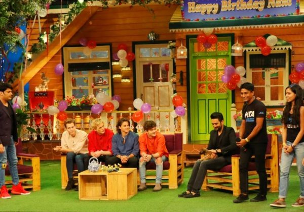 The 'Pawfect' PETA Moment on The Kapil Sharma Show