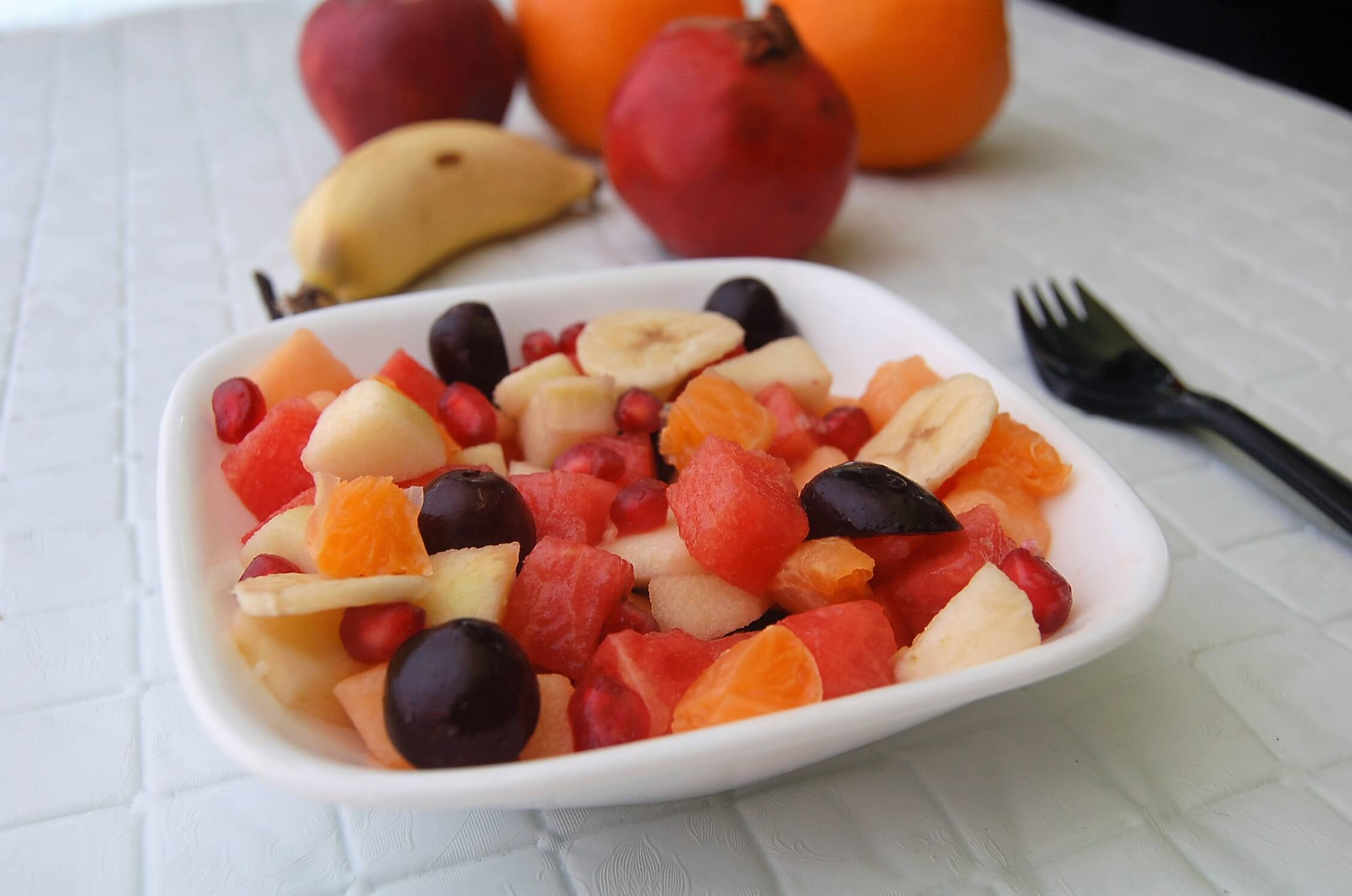 Fresh Fruit Fiesta