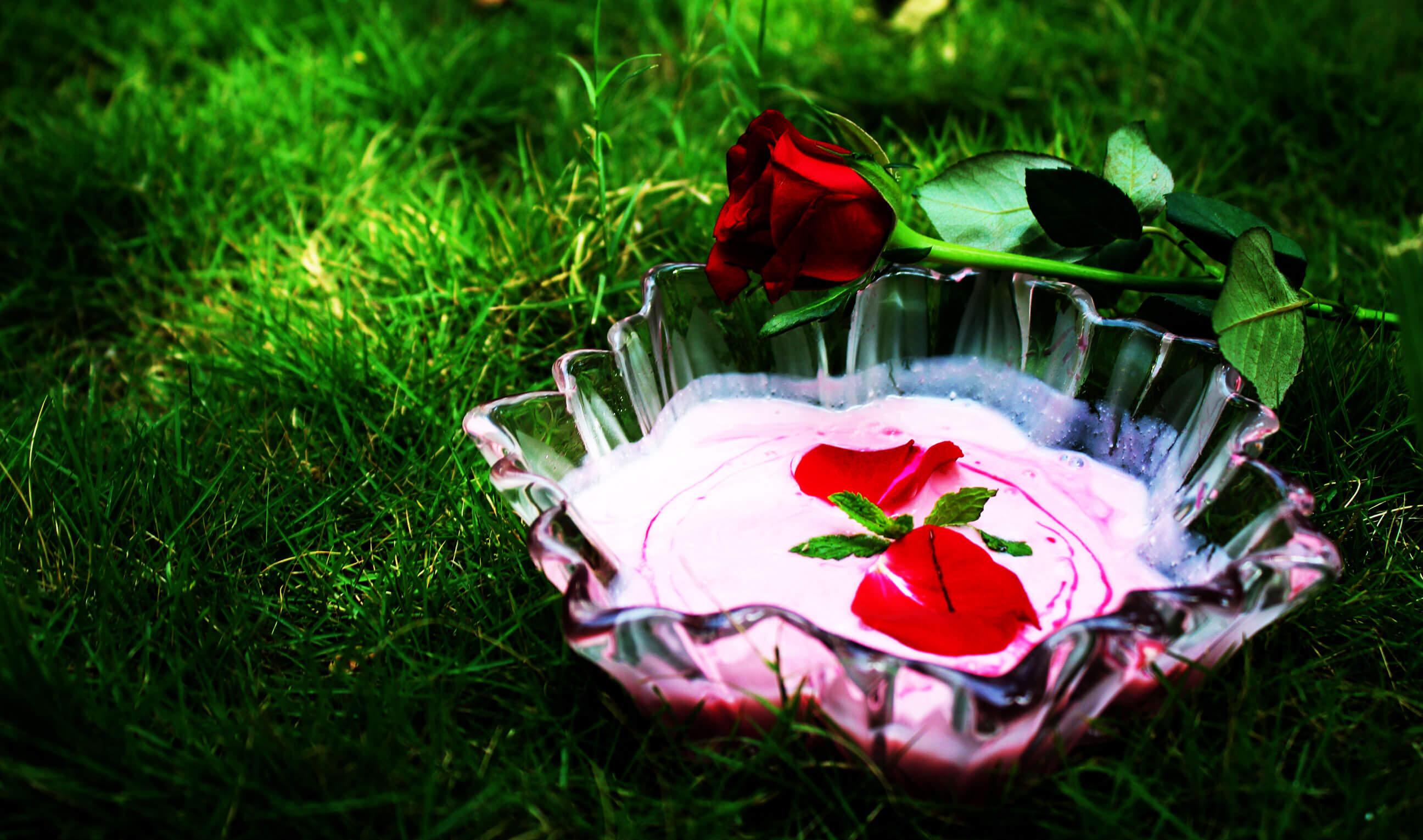 vegan-rose-yogurt