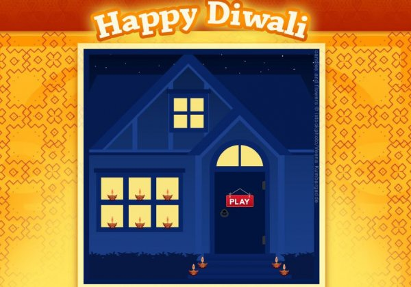 Send PETA's Diwali e-card