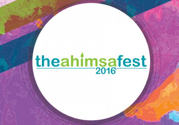 PETA at Ahimsa Fest 2016