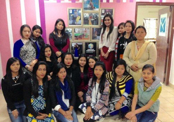 PETA Talks About Vegan Fashion to JD Institute, Dibrugarh