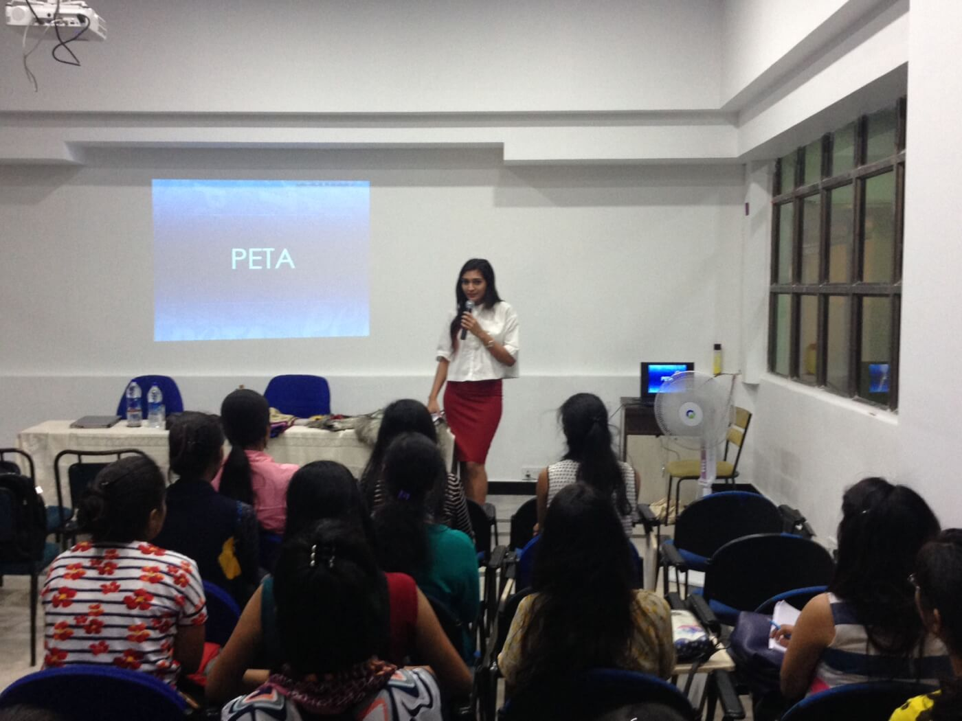 Peta Talks Vegan Fashion At Inifd Kolkata Blog Peta India