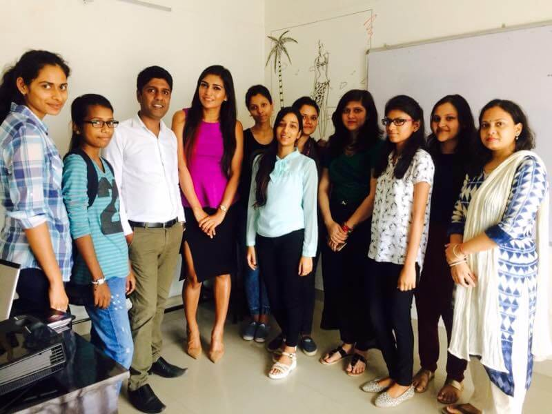 Talk On Vegan Fashion By Peta At Jd Institute Siliguri Blog Peta India