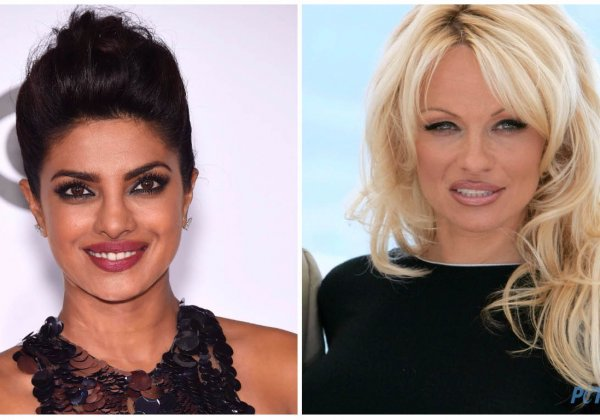 'Baywatch' Pamela Anderson Impressed With 'Baywatch' Priyanka Chopra