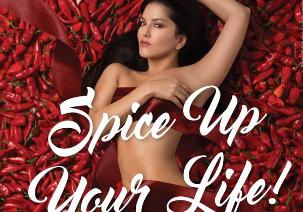 Sunny Leone Spices It Up for Animals in New PETA Ad