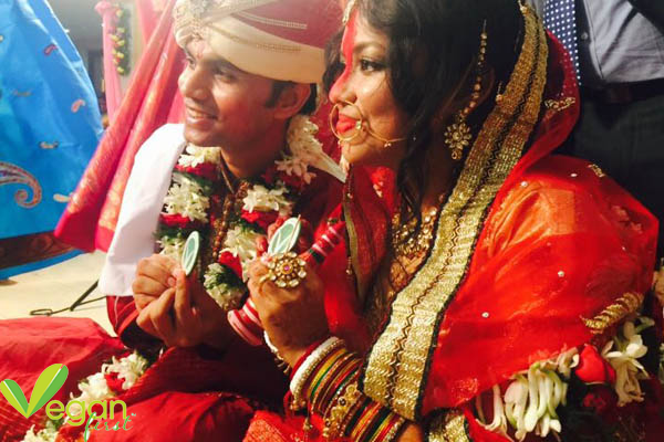 The Kolkata Vegan & Eco-Friendly Wedding You Wish You Were Invited To