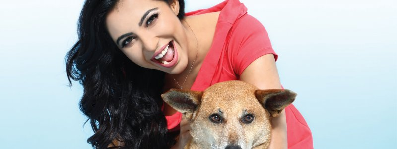 Actor Parvathy Nair Stars in New PETA Campaign Ahead Of World Spay Day
