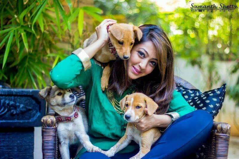 Aindrita Ray Honoured with PETA Award For Standing Up to Dog Abuse