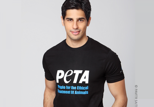 Sidharth Malhotra To Prime Minister: Strengthen Animal-protection Laws Please