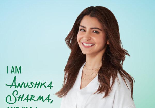 Anushka Sharma Proclaims, 'I'm a Vegetarian,' in New PETA India Ad